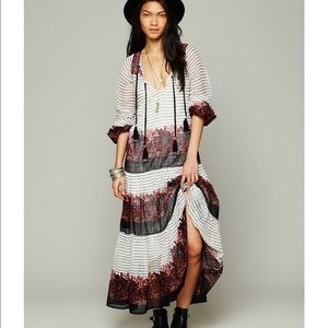 Mes Demoiselles Paris Solene Maxi Dress size 40